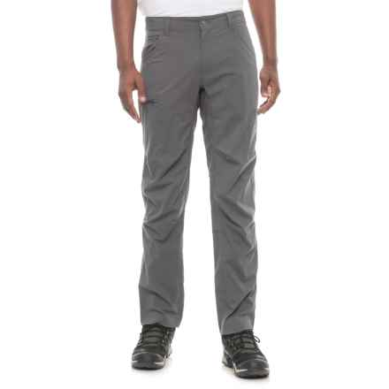 Marmot Quarry Pants - UPF 50 (For Men) in Slate Grey - Closeouts