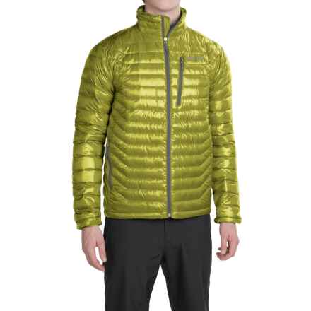 Marmot Quasar Down Jacket - 850 Fill Power (For Men) in Citronelle - Closeouts