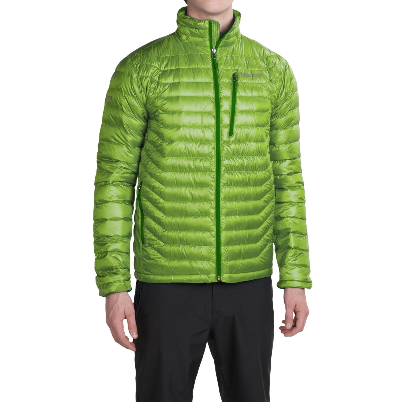 Marmot Quasar Down Jacket (For Men)