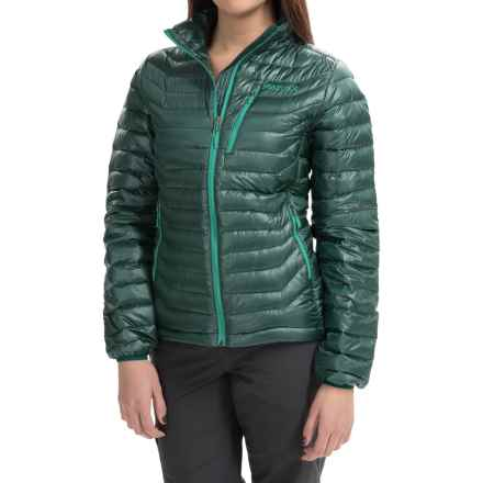 Marmot Quasar Down Jacket - 850 Fill Power (For Women) in Gator - Closeouts
