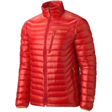 Marmot Quasar Down Jacket - 900 Fill Power (For Men) in Team Red - Closeouts