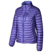 Marmot Quasar Down Jacket - 900 Fill Power (For Women) in Blue Dusk - Closeouts