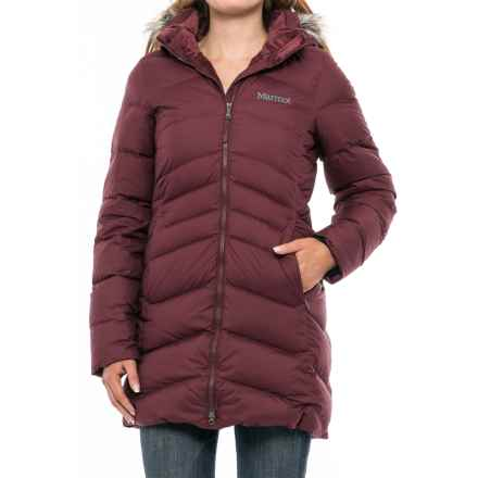 Marmot Quebec Down Coat - 700 Fill Power (For Women) in Port Royal - Closeouts