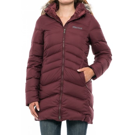 Marmot Quebec Down Coat - 700 Fill Power (For Women) in Port Royal