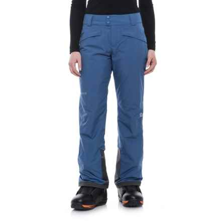 Marmot Radiance Pants - Waterproof, Insulated (For Women) in Sailor - Closeouts