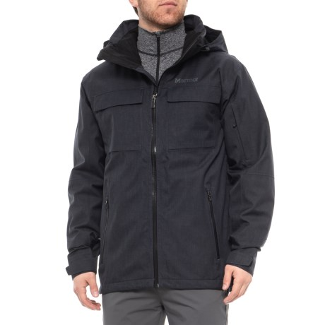 3e959564ded Marmot Radius Ski Jacket - Waterproof (For Men) in Black