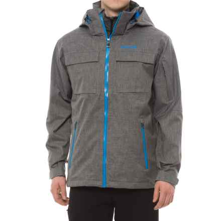 Marmot Radius Ski Jacket - Waterproof (For Men) in Cinder - Closeouts
