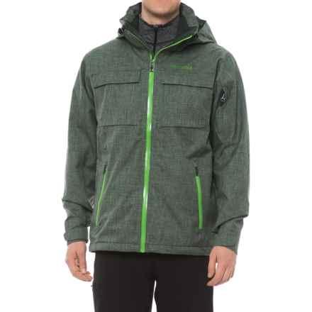 Marmot Radius Ski Jacket - Waterproof (For Men) in Dark Spruce - Closeouts