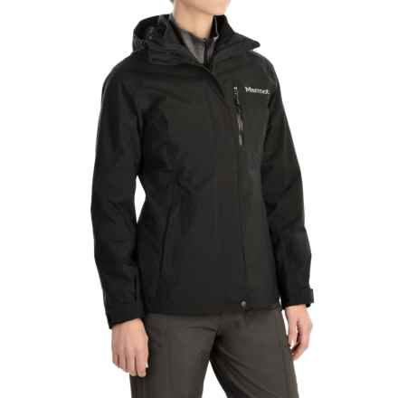 Marmot Ramble Component Jacket - Waterproof, 3-in-1 (For Women) in Black - Closeouts