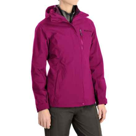 Marmot Ramble Component Jacket - Waterproof, 3-in-1 (For Women) in Plum Rose - Closeouts