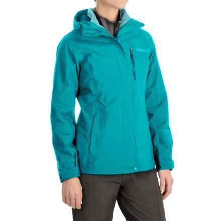 Marmot Ramble Component Jacket - Waterproof, 3-in-1 (For Women) in Sea Breeze - Closeouts