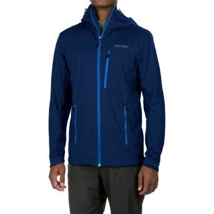 Marmot Range Windstopper® Jacket (For Men) in Arctic Navy - Closeouts