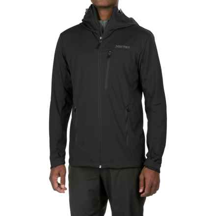 Marmot Range Windstopper® Jacket (For Men) in Black - Closeouts