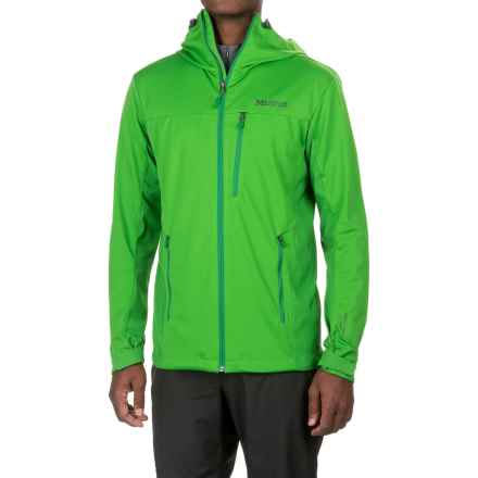 Marmot Range Windstopper® Jacket (For Men) in Kale Green - Closeouts
