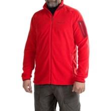 Marmot Reactor Jacket - Polartec® Fleece (For Men) in Team Red - Closeouts
