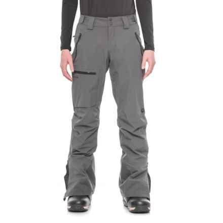 Marmot Refuge Ski Pants - Waterproof (For Men) in Slate Grey - Closeouts
