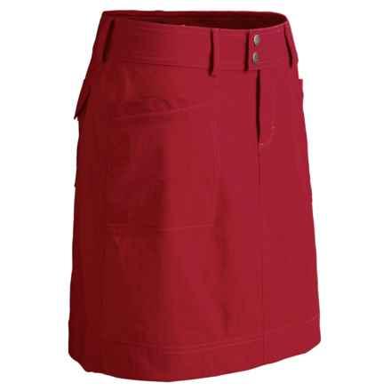 Marmot Renee Skirt - UPF 30 (For Women) in Cherry Tomato - Closeouts