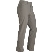 Marmot Reston Pants - UPF 50 (For Men) in Stone Grey - Closeouts