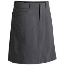 Marmot Riley Skirt - UPF 50 (For Women) in Dark Steel - Closeouts