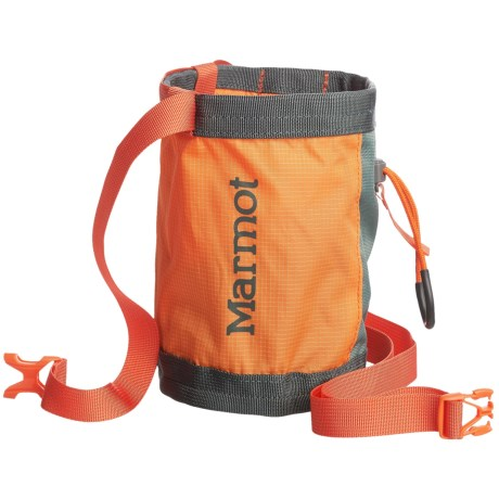 Marmot Rock Chalk Bag - 1.75L in Pale Pumpkin/Urban Army