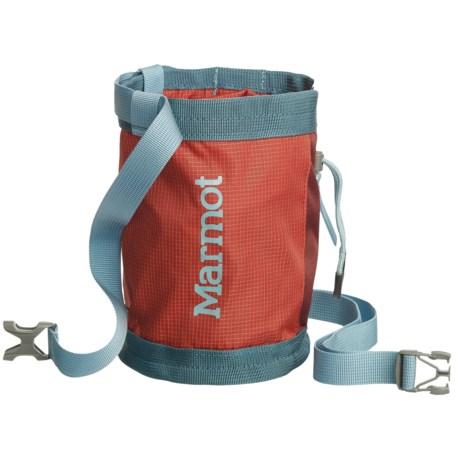 Marmot Rock Chalk Bag - 1.75L in Retro Red/Port