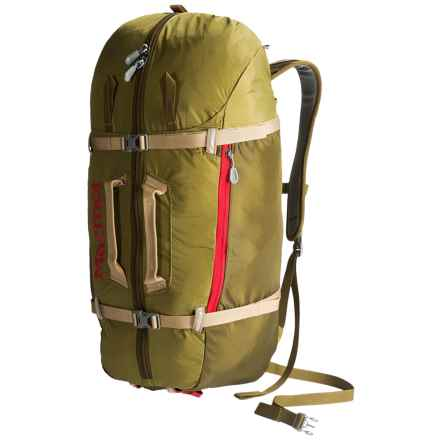 Marmot Rock Gear Hauler Backpack in Olive/Dark Olive - Closeouts