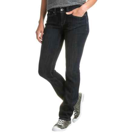 Marmot Rock Spring Jeans - UPF 50, Straight Leg (For Women) in Black - Closeouts