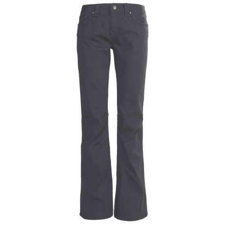Marmot Rock Spring Pigment Cord Pants - UPF 50 (For Women) in Dark Steel