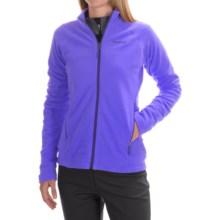 Marmot Rocklin Fleece Jacket - Full Zip (For Women) in Blue Dusk - Closeouts