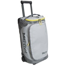 Marmot Rolling Hauler Carry-On Bag in Steel/Cinder - Closeouts