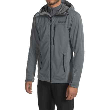 Marmot ROM Jacket (For Men) in Steel Onyx - Closeouts