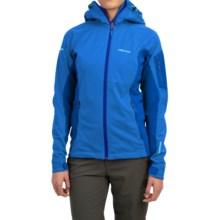 Marmot ROM Jacket - Windstopper® (For Women) in Blue Bay/Gem Blue - Closeouts