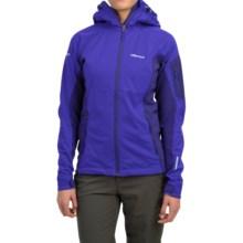 Marmot ROM Jacket - Windstopper® (For Women) in Gemstone/Midnight Purple - Closeouts