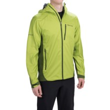 Marmot ROM Soft Shell Jacket - Windstopper® (For Men) in Green Lichen/Greenland - Closeouts