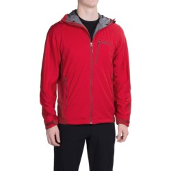 Marmot ROM Soft Shell Jacket - Windstopper® (For Men) in Team Red/Dark Crimson