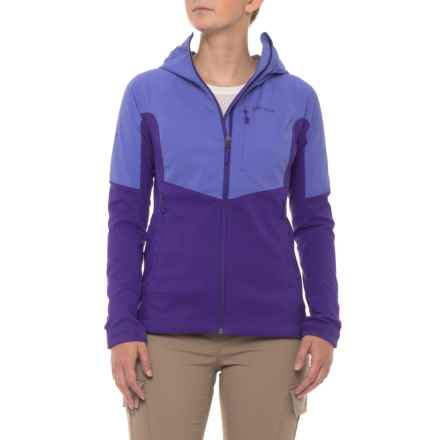 Marmot ROM Windstopper® Jacket (For Women) in Lilac/Electric Purple - Closeouts