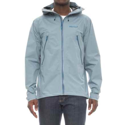 Marmot Rowan GoreTex® PacLite® Jacket - Waterproof (For Men) in Blue Granite - Closeouts
