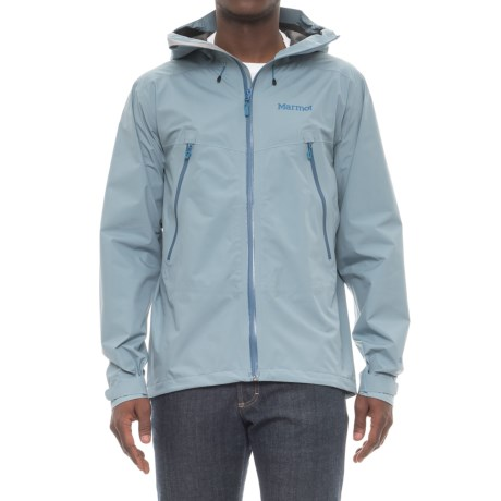 fd2dbe6d Marmot Rowan GoreTex® PacLite® Jacket - Waterproof (For Men) in Blue Granite