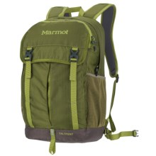 Marmot Salt Point 30L Backpack in Moss/Green Shadow - Closeouts