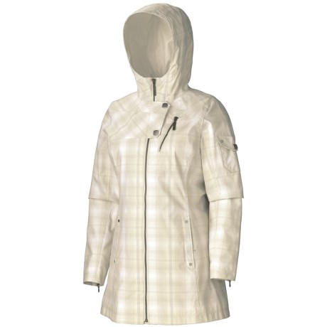 Marmot Samantha Jacket - Waterproof (For Women) in Turtle Dove