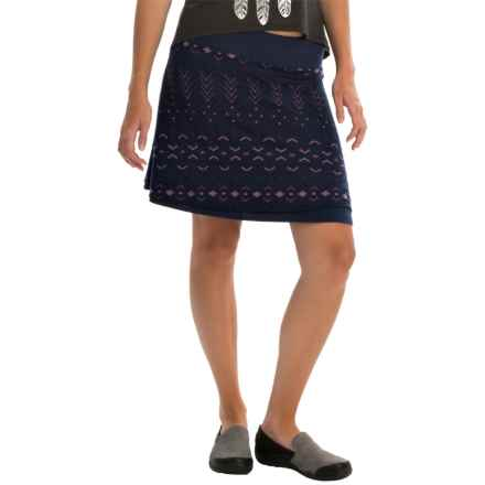 Marmot Samantha Skirt - UPF 30+ (For Women) in Gemstone - Closeouts