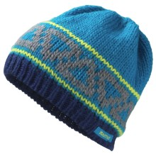 Marmot Scalene Beanie Hat - Microfleece (For Men) in Methyl Blue - Closeouts