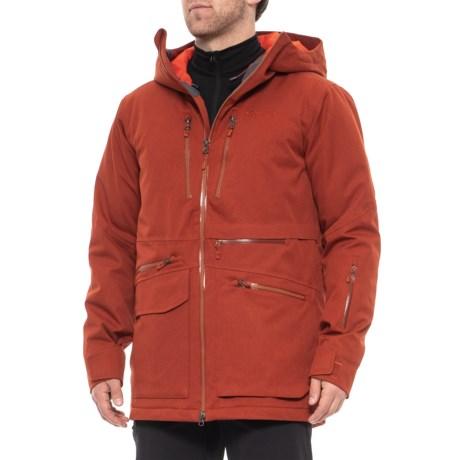 Marmot Schussing Featherless Jacket - Waterproof 739c3d552