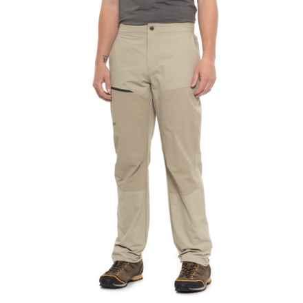 Marmot Scrambler Soft Shell Pants (For Men) in Light Khaki - Closeouts