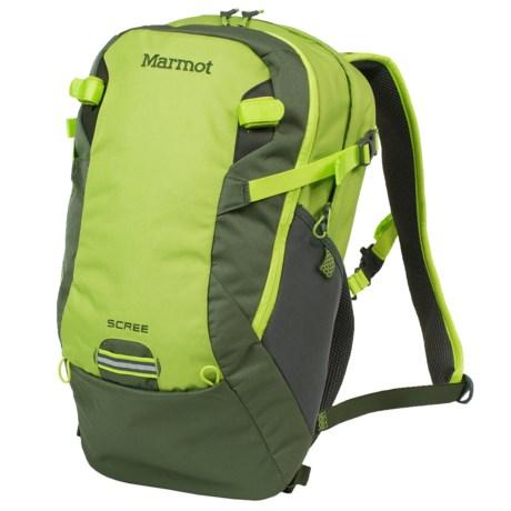 photo: Marmot Scree 22 daypack (under 2,000 cu in)