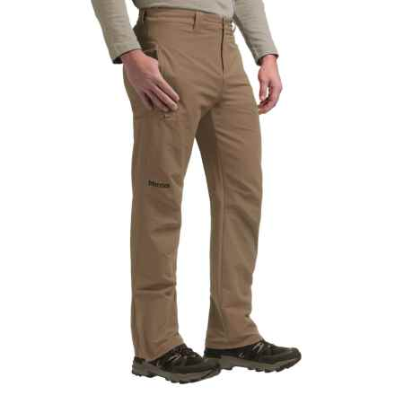 Marmot Scree M3 Soft Shell Pants (For Men) in Cavern - Closeouts