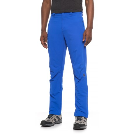 Marmot Scree M3 Soft Shell Pants (For Men) in True Blue