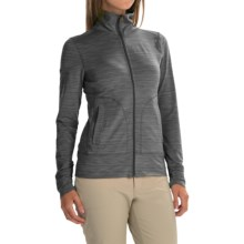 Marmot Sequence Jacket - UPF 30, Full Zip (For Women) in Dark Steel - Closeouts