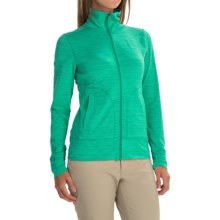 Marmot Sequence Jacket - UPF 30, Full Zip (For Women) in Gem Green - Closeouts
