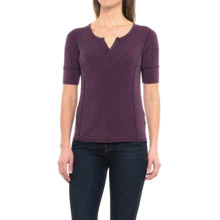 Marmot Shay Shirt - UPF 30, Short Sleeve (For Women) in Nightshade - Closeouts
